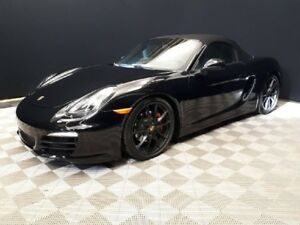 2015 Porsche Boxster CPO | Ext. Warranty | Sport Chrono | Manual