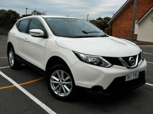 2017 Nissan Qashqai J11 ST White 1 Speed Constant Variable Wagon Chermside Brisbane North East Preview