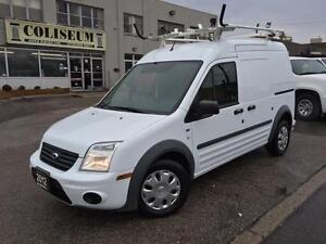 2012 Ford Transit Connect XLT **LADDER RACKS-DIVIDER-SHELVING**