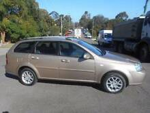 2008 Holden Viva Wagon Automatic 66,000 km Smithfield Parramatta Area Preview