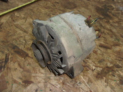 John Deere 4020 4010 Alternator 12-volt Delco-remy Untested Parts Or Repair