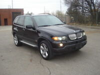 2004 BMW X5 SUV ****DRIVES GREAT!!! NAV PACKAGE!!!