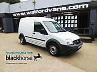 2013 Ford Transit Connect T230 1.8TDCi 90ps LWB HR Phone Kit E/W Diesel white Ma