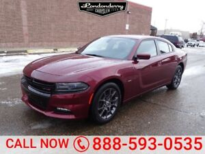 2018 Dodge Charger AWD GT Accident Free,  Heated Seats,  Back-up