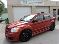 2008 Dodge Caliber SRT4-TURBO-SUNROOF-LOADED-ALLOYS