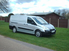 Citroen Dispatch 2.0HDi 1200 ( 125 ) L2H1 Enterprise air con silver NO VAT