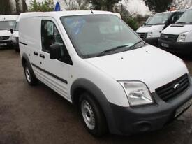 2012 Ford Transit Connect 1.8TDCi 6 SEAT Crew Van NO VAT T220 SWB 117 K GENUINE