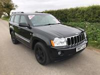 2008 57 JEEP GRAND CHEROKEE V6 CRD LIMITED DIESEL