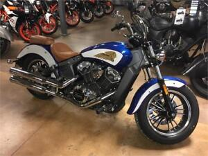 2017 Indian Scout - DEMO