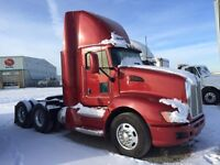 2008 Kenworth T660, Used Day Cab Tractor