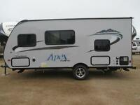 New 2015 Coachmen RV Apex Ultra Lite 185BH Travel Trailer
