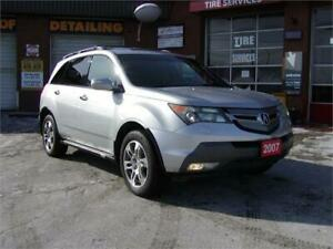 Acura MDX - Technology Package-NAVIGATION|BLUETOOTH|REAR CAMER