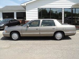 1999 Cadillac DeVille Sedan Safetied & E-Tested BUT...