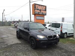 2010 BMW X5 M***DVD**V8***M POWER**555 HP**RED LEATHER