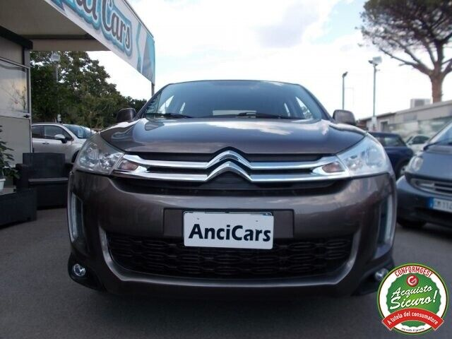 CITROEN C4 Aircross 1.6 HDi 115 Stop&Start 4WD Attraction