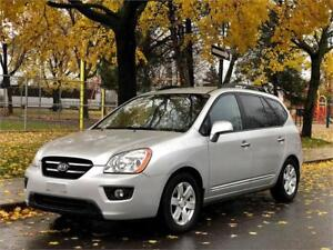 2009 KIA RONDO, AUTOMATIQUE, 7 PASSAGERS, 4 CYLINDRES, MAGS, FUL