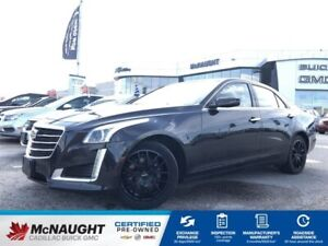 2015 Cadillac CTS Sedan 2.0L Turbo AWD | Aftermarket Rims | Cool