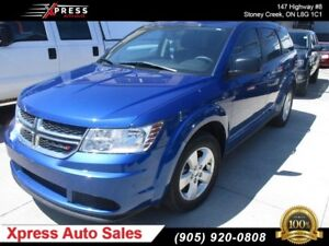 2015 Dodge Journey LOW KM