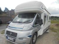 Auto Trail Scout 6 berth 6 belts u shape lounge motorhome for sale