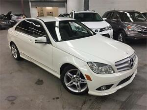 Mercedes-Benz C250 2010 CUIR/MAGS/BLUETOOTH/105000KM!