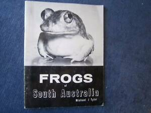 FROGS in South Australia  by michael j tyler Allenby Gardens Charles Sturt Area Preview