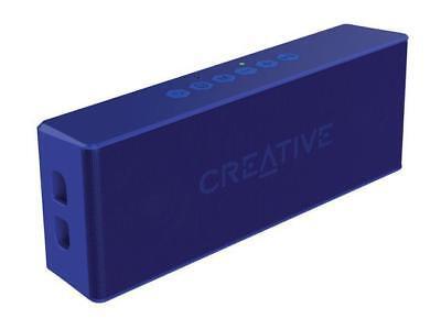 Creative MuVo2 Speaker System Wireless Speaker Portable Blue