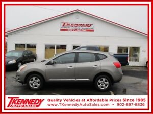 2012 Nissan Rogue FWD 4dr