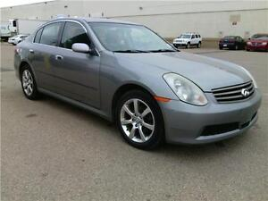 2005 Infiniti G35x AWD Luxury ** FINANCING AVAILABLE!! CALL NOW