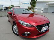 2015 Mazda 3 BM5278 Maxx SKYACTIV-Drive Red 6 Speed Sports Automatic Sedan Maroochydore Maroochydore Area Preview