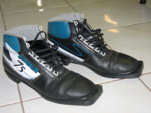 3 Pin Cross Country Boots