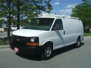2007 Chevrolet Express LADDER RACK / DIVIDER
