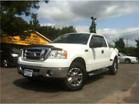 2008 Ford F-150 XLT Flarside box!