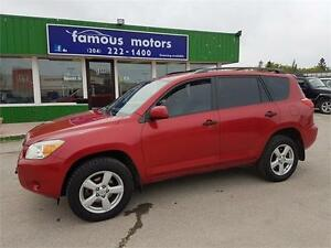 "2008 Toyota RAV4 , ""7 SEATS/4WD/CLEAN TITLE/LOW KM'S"""