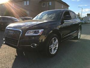 2015 Audi Q5 3.0T Progressiv | Nav | Panoramic | Backup cam |