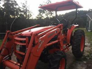 KUBOTA L5740 FOR SALE Nar Nar Goon North Cardinia Area Preview