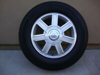 CADILLAC ESCALADE FACTORY WHEELS/TIRES - EXCELLENT! - ONLY $950