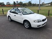 2001 Toyota Corolla AE112R Conquest Automatic Liftback West Gosford Gosford Area Preview