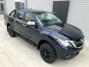 1 OWNER NON SMOKER 2016 AUTOMATIC GT EDITION MAZDA BT-50 TRAVELLED VERY LOW KMS Eagle Farm Brisbane North East Preview