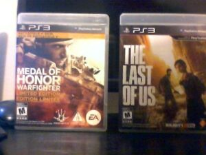6 Playstation 3 games (Pick up only 5 dollars each)