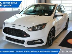 2015 Ford Focus st fwd manual