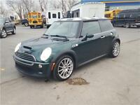 MINI Cooper S Turbo  2005
