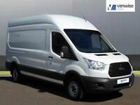2014 Ford Transit 350 H/R P/V Diesel white Manual