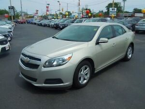 2013 CHEVROLET MALIBU LS- BACKUP SENSOR, BLUETOOTH, REMOTE START
