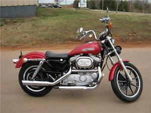 1995 Harley Davidson Sportster 1200