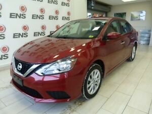 2017 Nissan Sentra SV with Sunroof & Alloys
