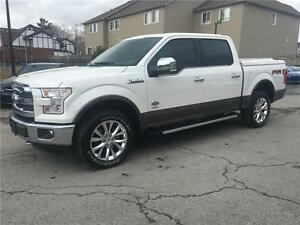 2015 Ford F-150 King Ranch | Only 4000KM | FX4 | Blind Spot |