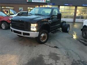 FORD F-350 2008 CREW CAB KING RANCH