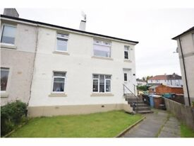 2 Bedroom Upper Cottage Flat with floored loft **Motherwell Town Centre** Fixed Price 65K ONO