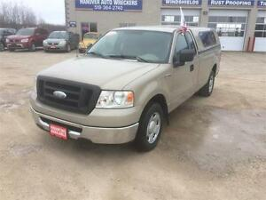 2007 Ford F-150 XL Certified ready to go $8495+Hst