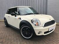 Mini One 1.4 Hatch, Absolutely Immaculate Throughout, Low Miles, Low Insurance with the 1.4 Engine